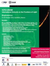 ICFO-UNAM: School on Biophotonics